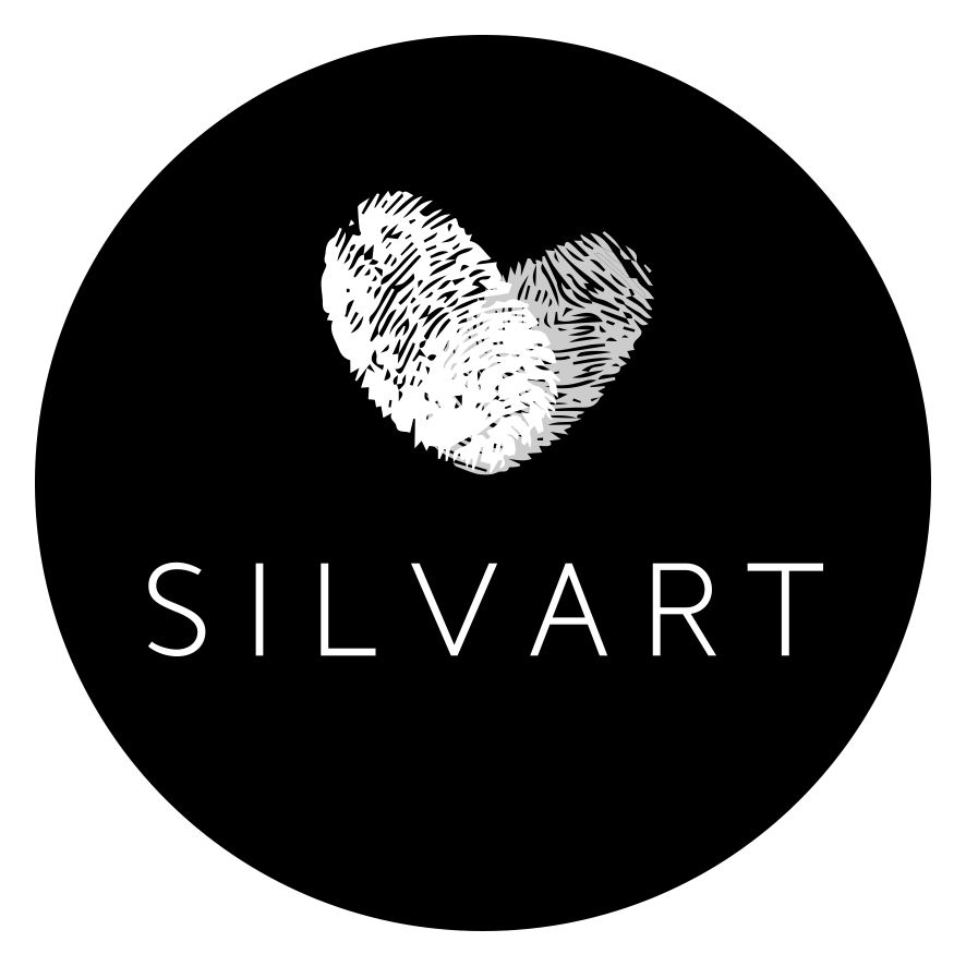 Silvart logo 150resoluutio musta